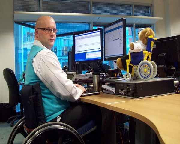 Tech Jobs For The Disabled Physical disability