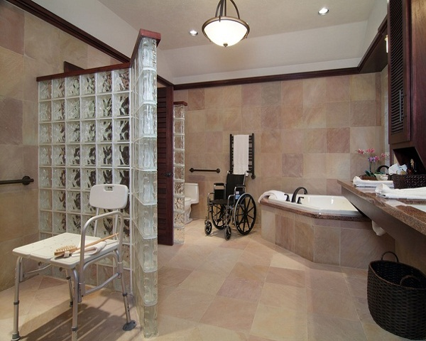 Batroom For Accessible Homes