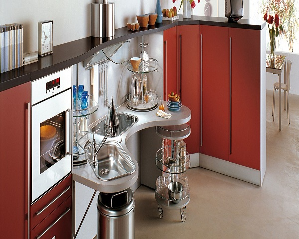 Accessible Homes Kitchen