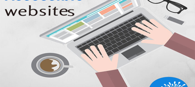 How To Develop Accessible Websites For The Disabled