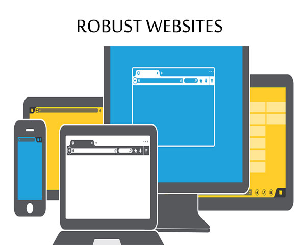 Robust Accessible websites