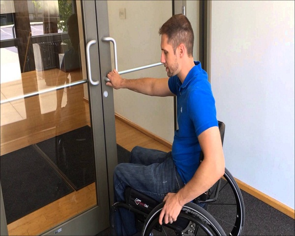 Accessible Homes doorways