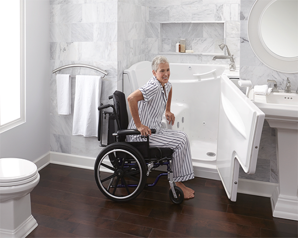 Bathrooms Of Accessible Homes