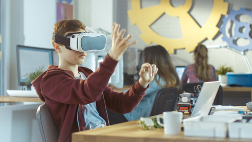 VR And AR Can Support Students With Special Needs